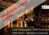 Cafe & Coffee Shop Business in Bundoora
