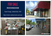 Cafe & Coffee Shop Business in Rockingham
