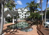 Resort Business in Rainbow Bay