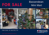 Convenience Store Business in Bassendean