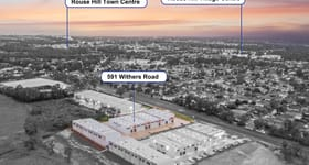 Factory, Warehouse & Industrial commercial property for lease at 15/591 Withers Road Rouse Hill NSW 2155