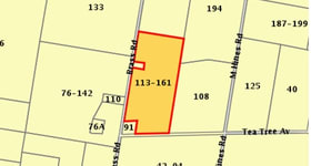 Development / Land commercial property for sale at .113-161 Brass Road Mount Forbes QLD 4340