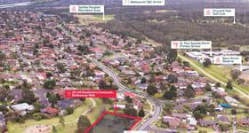 Development / Land commercial property sold at 20-24 Heathmere Crescent Endeavour Hills VIC 3802
