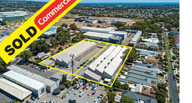 Factory, Warehouse & Industrial commercial property for sale at Units 8, 9 & 12/5-7 Drury Terrace Clovelly Park SA 5042