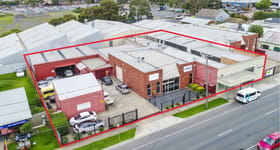 Factory, Warehouse & Industrial commercial property sold at Whole of Property/10-14 Roseneath Street North Geelong VIC 3215