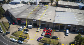 Factory, Warehouse & Industrial commercial property sold at Unit 2/5 Mitchell Road Moorebank NSW 2170