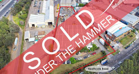 Factory, Warehouse & Industrial commercial property sold at 51 Heathcote Road Moorebank NSW 2170