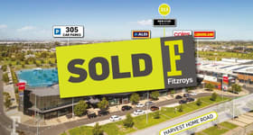 Shop & Retail commercial property sold at 1/297 Harvest Home Road Epping VIC 3076