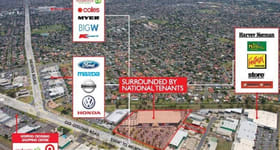 Showrooms / Bulky Goods commercial property sold at 163-179 Old Geelong Road Hoppers Crossing VIC 3029