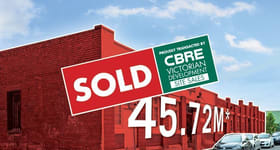 Offices commercial property sold at 1-3 & 5-9 Gordon Street Cremorne VIC 3121