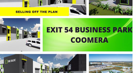 Factory, Warehouse & Industrial commercial property for lease at 20/Lot 3 54 Business Park Coomera QLD 4209