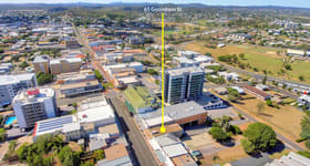 Medical / Consulting commercial property for lease at 65 Goondoon Street Gladstone Central QLD 4680