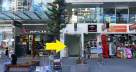 Shop & Retail commercial property for lease at LG/3 Cavill Avenue Surfers Paradise QLD 4217