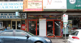 Showrooms / Bulky Goods commercial property for lease at 246B Victoria Street Richmond VIC 3121