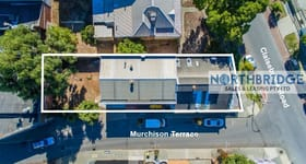 Development / Land commercial property sold at 155 Claisebrook Road Perth WA 6000