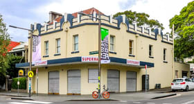 Shop & Retail commercial property for lease at Ground floor/90 Glebe Point Road Glebe NSW 2037