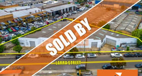 Factory, Warehouse & Industrial commercial property sold at 46-48 Larra Street Yennora NSW 2161