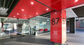 Showrooms / Bulky Goods commercial property for lease at 87 Wickham Terrace Spring Hill QLD 4000