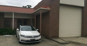 Factory, Warehouse & Industrial commercial property leased at Unit 6/6 Vesper Drive Narre Warren VIC 3805