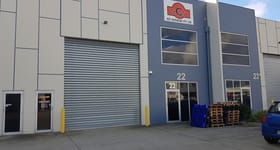 Factory, Warehouse & Industrial commercial property leased at 22/9 Mirra Court Bundoora VIC 3083