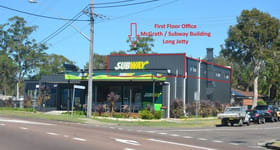 Offices commercial property for lease at Level 1/485 The Entrance Road Long Jetty NSW 2261