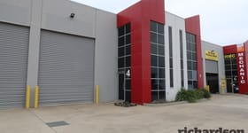 Factory, Warehouse & Industrial commercial property sold at 4/9 Chapel Street Lynbrook VIC 3975