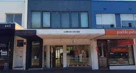 Shop & Retail commercial property for lease at Ground Floor/443 Oxford St Paddington NSW 2021