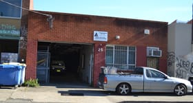 Industrial / Warehouse commercial property for lease at 25 Shirlow Street Marrickville NSW 2204