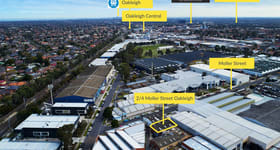 Industrial / Warehouse commercial property for lease at 2/4 Moller Street Oakleigh VIC 3166
