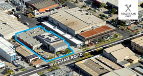 Factory, Warehouse & Industrial commercial property sold at 274-276 Wickham Road Highett VIC 3190
