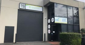 Industrial / Warehouse commercial property for lease at 119/45 Gilby Road Mount Waverley VIC 3149
