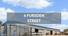 Industrial / Warehouse commercial property for lease at 6 Fursden Street Mackay QLD 4740