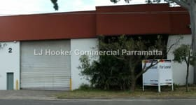 Industrial / Warehouse commercial property for lease at 2 Euston Street Rydalmere NSW 2116