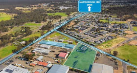 Industrial / Warehouse commercial property for sale at 17 Maryborough-Dunolly Road Maryborough VIC 3465