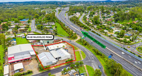 Industrial / Warehouse commercial property for lease at 95-99 Nujooloo Road Slacks Creek QLD 4127