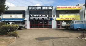 Industrial / Warehouse commercial property for lease at Unit  2/20 Spine Street Sumner QLD 4074