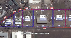 Development / Land commercial property for sale at Lot 6/14-64 Industrial Avenue Bohle QLD 4818