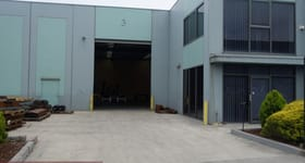 Industrial / Warehouse commercial property for lease at 3 Craven  Crt Hallam VIC 3803