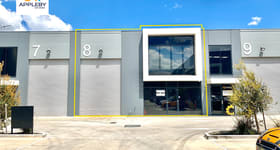 Industrial / Warehouse commercial property for lease at UNIT 8/1470 Ferntree Gully Road Knoxfield VIC 3180