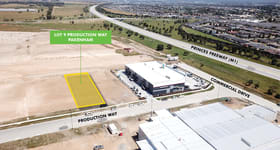 Industrial / Warehouse commercial property for sale at Lot 9 Production Way Pakenham VIC 3810