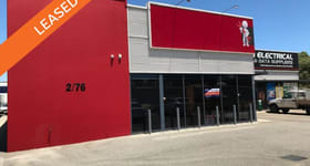 Factory, Warehouse & Industrial commercial property for lease at Unit 2/76 Reserve Drive Mandurah WA 6210