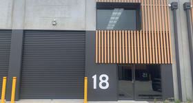 Industrial / Warehouse commercial property for lease at 18 Cailin Place Altona VIC 3018