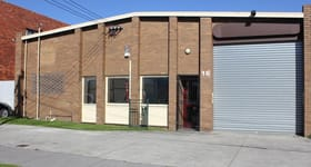 Industrial / Warehouse commercial property for lease at 16 Alex Avenue Moorabbin VIC 3189
