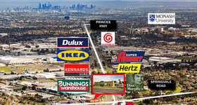 Showrooms / Bulky Goods commercial property for lease at 2/841 Princes Highway Springvale VIC 3171