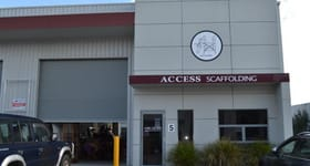 Factory, Warehouse & Industrial commercial property sold at Unit 5/Unit 5, 16-18 Goodman Court Invermay TAS 7248