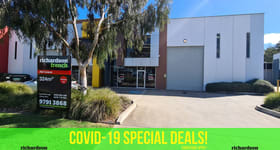 Factory, Warehouse & Industrial commercial property leased at 42 Progress Street Dandenong VIC 3175
