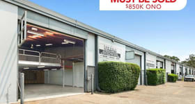 Factory, Warehouse & Industrial commercial property for sale at 45/2 Hoyle Avenue Castle Hill NSW 2154