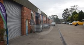 Factory, Warehouse & Industrial commercial property for lease at 9/5 STEEL STREET Blacktown NSW 2148