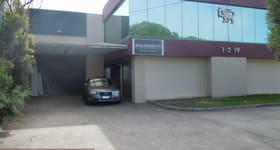Factory, Warehouse & Industrial commercial property for lease at F1/19 Yiannis  Crt Springvale VIC 3171
