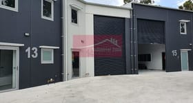 Factory, Warehouse & Industrial commercial property for lease at Unit 14/22 Anzac Street Greenacre NSW 2190